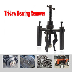 Tri-Jaw Bearing Remover