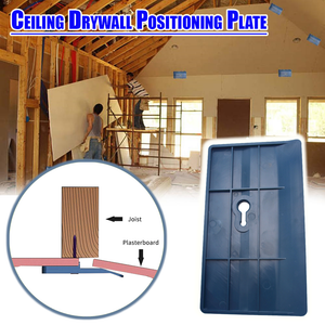 Ceiling Drywall Positioning Plate