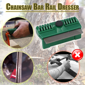 Chainsaw Bar Rail Dresser