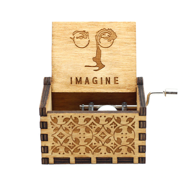 Handcrafted Music Box