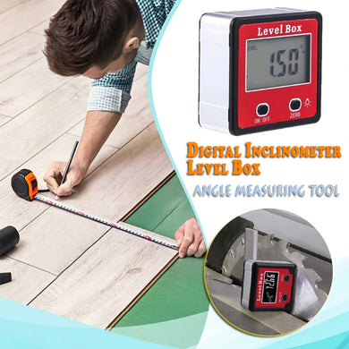 Digital Inclinometer Level Box