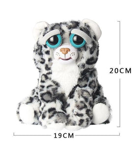 Face Changing Pet Plushie