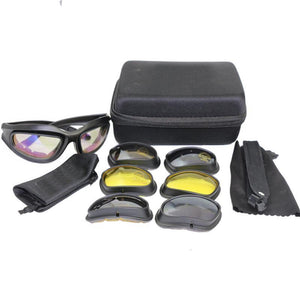 Tactical Military Sun Glasses