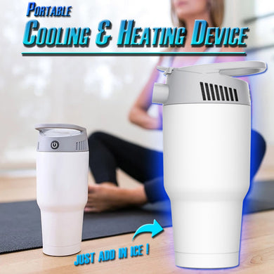 Portable Cooling & Heating Device
