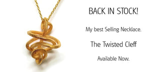 The Twisted Cleff Pendant