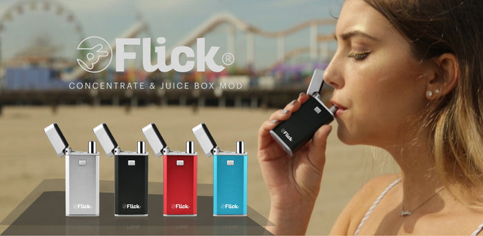 Yocan Flick 2in1 Mod Kit