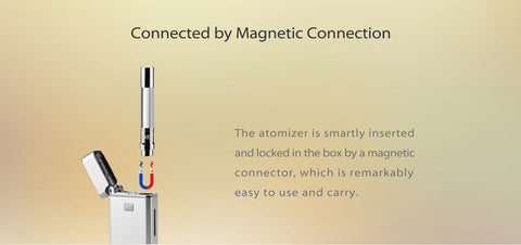 Yocan Flick Magnetic Connection