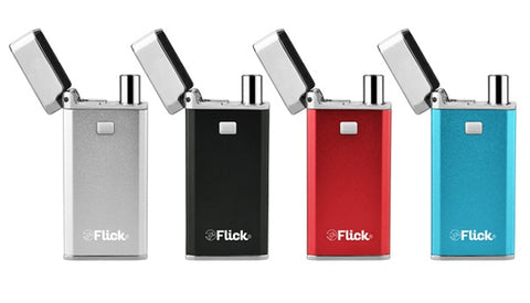 Yocan Flick 2in1 Wax and Juice Vape Mod