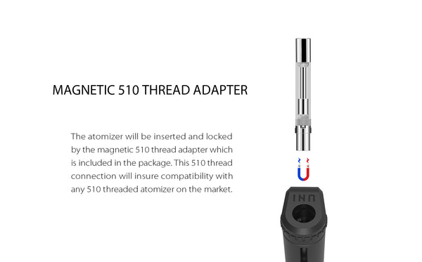 Yocan Uni 510 Thread Magnetic Connector