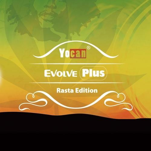 Evolve PLUS Rasta Edition Concentrate Pen Kit