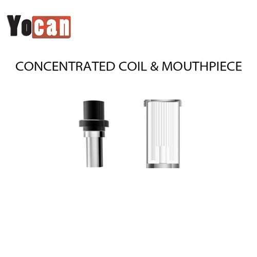 Explore Replacement Concentrate Coil and Mouthpiece