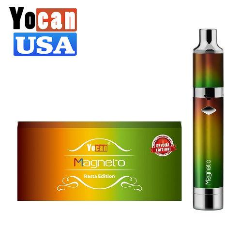 Magneto Rasta Version Concentrate Pen Kit