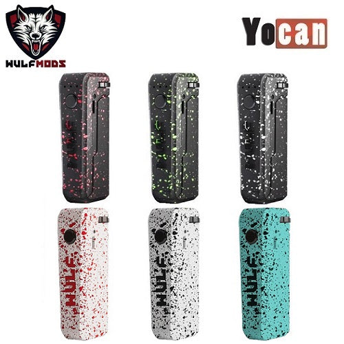 Wulf Mods Yocan Uni Variable Voltage Cartridge Battery