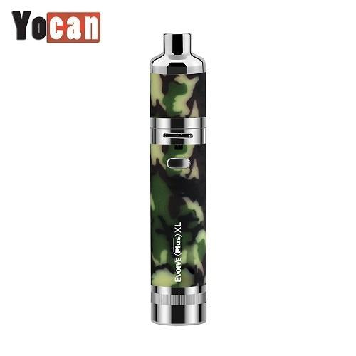 Evolve Plus XL QUAD Quartz Coil Concentrate Vape Pen Kit
