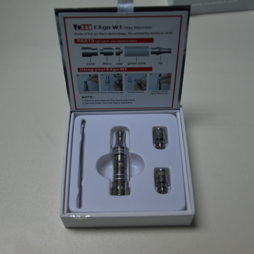 ExGo W1 Concentrate Atomizer