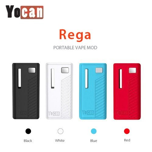 Yocan Rega VV Preheat 510 Thread Cartridge Mod