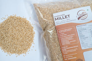 Unpolished Barnyard Millets
