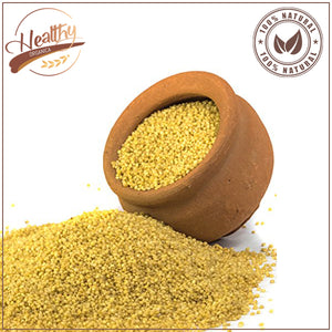Unpolished Foxtail Millets