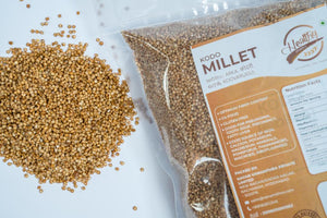 Unpolished Kodo Millets