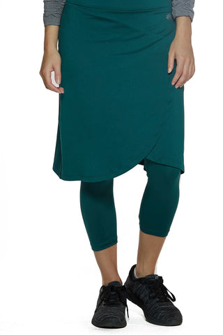Faux Wrap Snoga - Forest Green