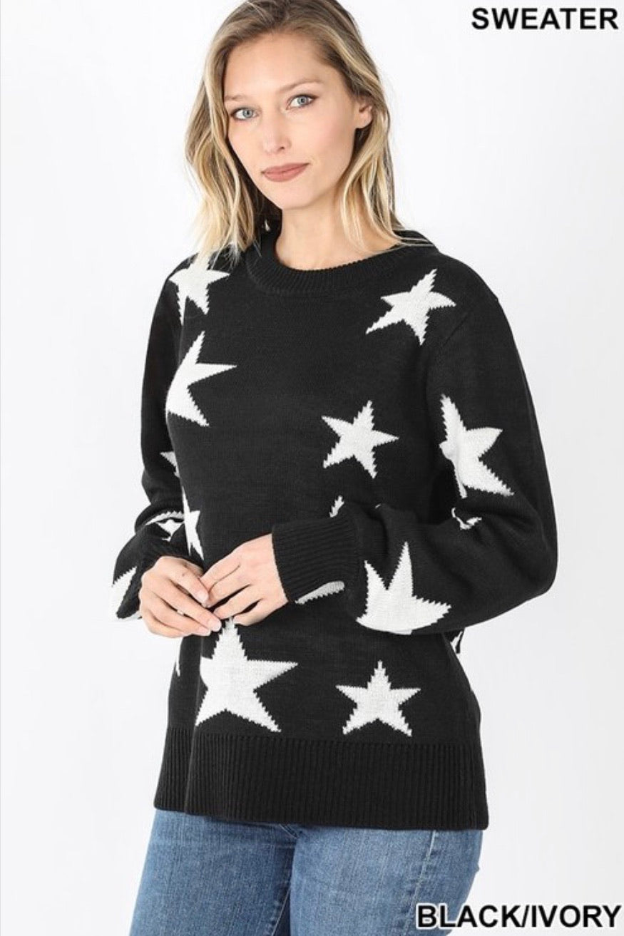 Gig Star Sweater (S-XL)