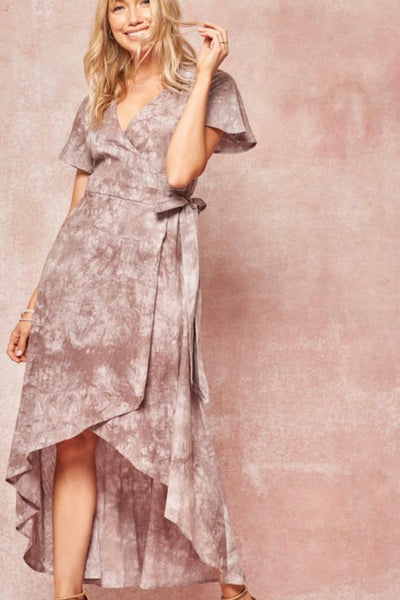 Maisie Wrap Dress