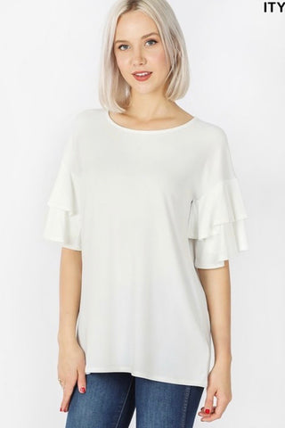 GiG Double Bell Tee - Ivory (S-XL)