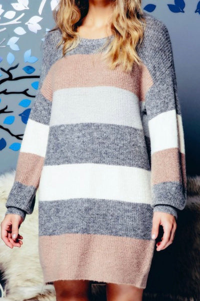 Harly Sweater Dress