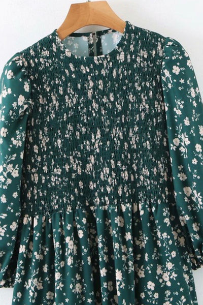 Mia Dress (Green)