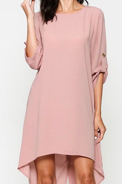 Dannie Tunic - Mauve