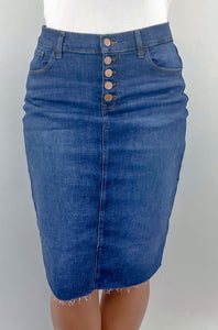 Indie Denim Skirt