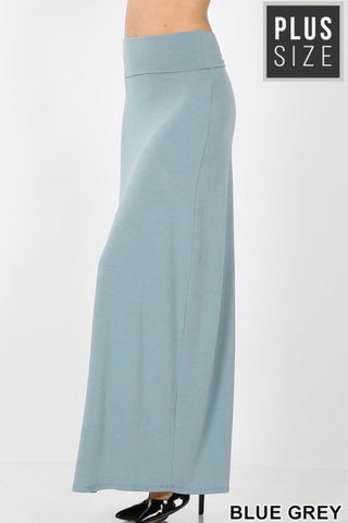 Curvy GiG Maxi - Blue Grey