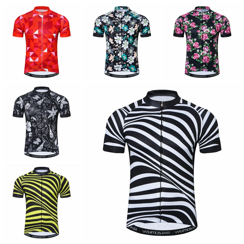Black Men/'s Cycling Long Sleeve Jersey Shirt Bicycle Tops Clothing M~3XL Outfits
