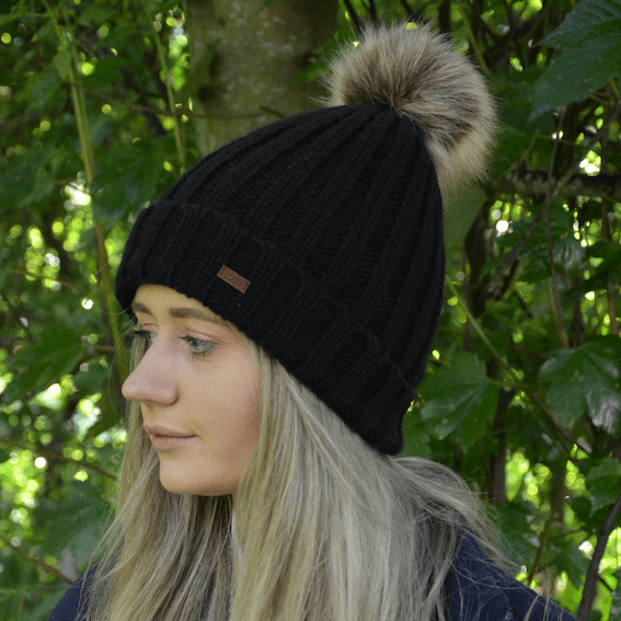 HyFashion Turin Bobble Hat - Fetlox