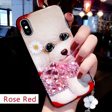 Rose Gold Case For Iphone X Xs Max Xr Amazing Phone Case