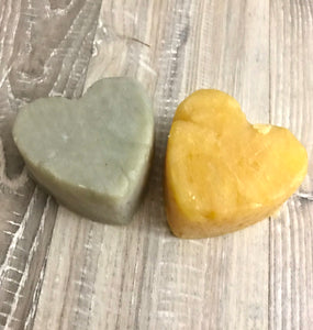 Hair-Care Heart Bar Combo