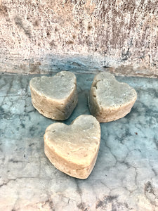Shampoo Bar: Green Clay and Bergamot