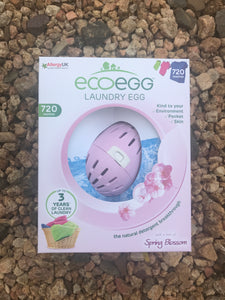 ecoegg: 720 Washes Fresh Linen