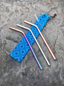 #SaveOurSeas Straw Set