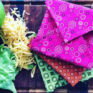 Saarmie Fabric Wraps