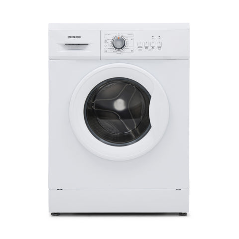 Montpellier MW6121W Freestanding Washing Machine