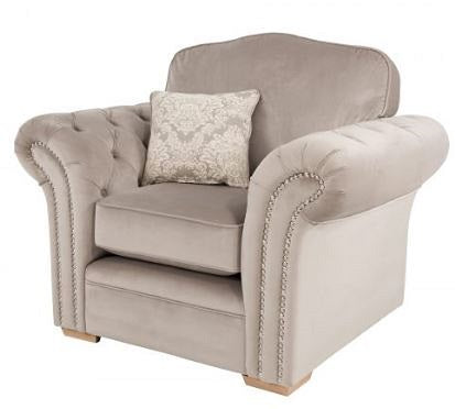Ashford Single Chair- glenwood-furnishings