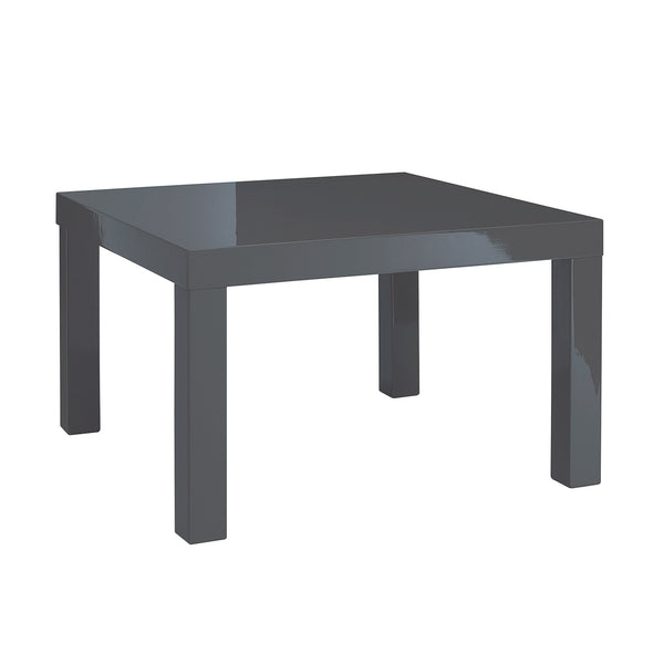Puro charcoal lamp table