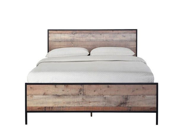 Hoxton vintage double bed