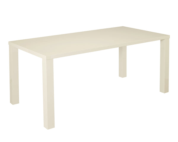 Puro cream large dining table