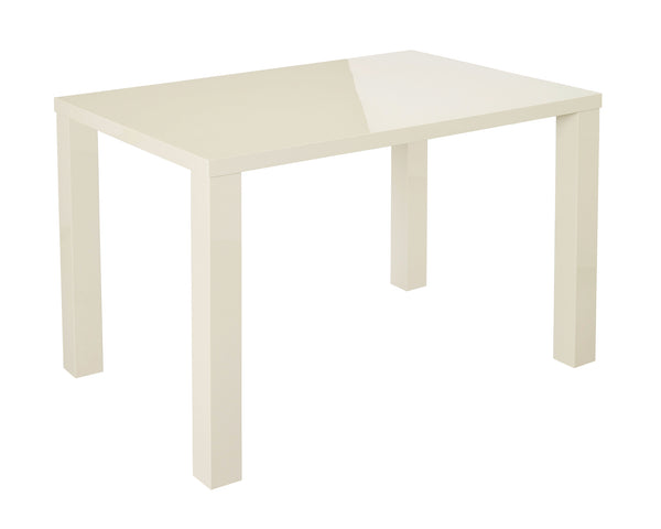 Puro cream medium dining table