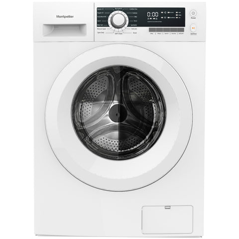 Montpellier MW7142P 7Kg Freestanding Washing Machine