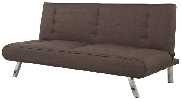 Norway Sofa Bed in brown- glenwood-furnishings
