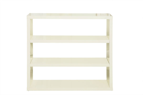 Puro cream bookcase