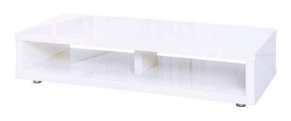 Puro white TV unit